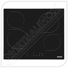 Cooktop Square Touch 4EV 60 Vitrocerâmico  - Tramontina