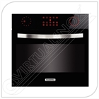 Forno elétrico Inox Glass Touch 60 F9 - Tramontina
